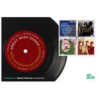 Ierland / Ireland - Postfris / MNH - FDC Ierse Liedjes 2019 - 1949-... Republiek Ierland