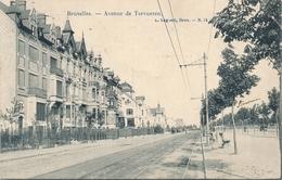 CPA - Belgique - Brussels - Bruxelles - L'avenue De Tervueren - Etterbeek