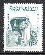 MAROC. N°483 De 1965. Retour De Mohamed V. - Morocco (1956-...)