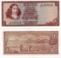 SOUTH AFRICA       1 Rand       P-115b      ND (1975)        UNC - Sudafrica