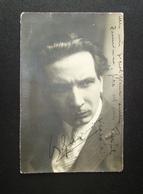 Autografo Dedica Guarnieri Antonio Direttore D'orchestra Primi 900 - Autografi