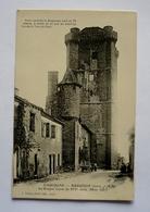 32 - GASCOGNE - BASSOUES - Le Donjon Carré  Du XIVè Siècle - France