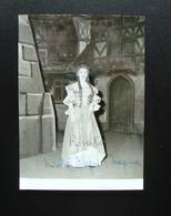 Autografo Mirella Freni Soprano Foto Botti E Pincell Lirica - Autografi