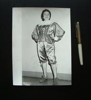 Autografo Maria Manni Jattoni Soprano Ballo In Maschera 1957 Comunale Firenze - Autografi