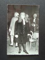 Autografo Dario Caselli Basso 1952 Foto Botti E Pincelli Lirica - Autografi