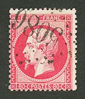 GALLIPOLI : GC 5086 Sur 80c EMPIRE (n°24). Signé CALVES. TTB. - Frankrijk (oude Kolonies En Protectoraten)