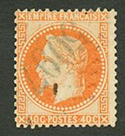 SINOPE / ORDOU : GC 5097 Sur 40c (n°31). Signé SCHELLER. TTB. - Frankrijk (oude Kolonies En Protectoraten)