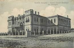 Pays Div -ref T553- Turquie - Ourfa - Grand Hopital Municipal Des Etrangers  - - Turquie