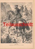 596 Camphausen General Gurko Plewen Soldaten Druck 1878 !!! - Unclassified
