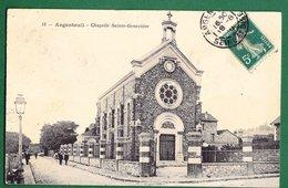 95 - ARGENTEUIL - Chapelle Sainte-Geneviève - Argenteuil