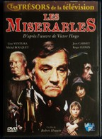 Les Misérables ( Film TV ) - Lino Ventura / Jean Carmet / Michel Bouquet / Roger Hanin . - Drame