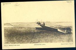 Cpa  Du 78 Aérodrome De Buc établ. Esnault Pelterie   JM1 - Buc