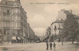 CPA - Belgique - Brussels - Bruxelles - Etterbeek - Avenue Des Celtes - Etterbeek