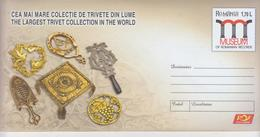 ROMANIA 2019:FREEMASONRY Unused Postal Stationery Cover - Registered Shipping! Envoi Enregistre! - Franc-Maçonnerie