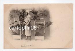 - CPA ASIE - Marchand De Fleurs - - Postcards