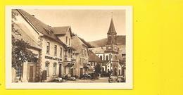 LE BONHOMME Rare Hôtel De La Tête Des Faux (Wibeco Braun) Haut Rhin (68) - France