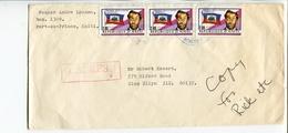 ENVELOPE CIRCULATED FROM HAITI YEAR CIRCA 1980 EXPRESO. SOBRE CIRCULADO - LILHU - Haiti