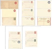 PANAMA. C. 1920s Mint Stationaries. 13 Diff Including Cards Lettersheets, Envelopes. Fine Group. Opportunity. - Panama