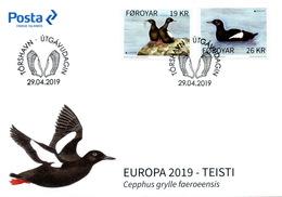 Europa 2019 / Faroe Islands / FDC - 2019