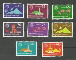 Antilles Néerlandaises N°442 à 449 Neufs**  Cote 8.25 Euros - Curacao, Netherlands Antilles, Aruba