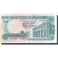 Billet, South Viet Nam, 50 D<ox>ng, Undated (1969), KM:25a, TTB+ - Viêt-Nam