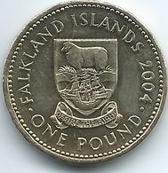 Falkland Islands - Elizabeth II - 2004 - 1 Pound - KM136 - Falkland Islands