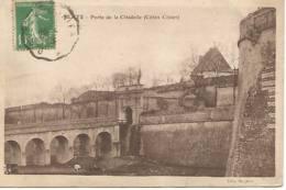 Porte De La Citadelle  (cotes Cones ) - Blaye