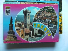 Italië Italy Italien Trento Nice Views - Trento