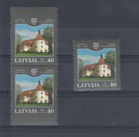 Lettland Michel Cat.No.  Mnh/** 622 + D/D - Latvia