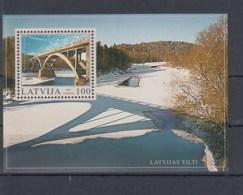 Lettland Michel Cat.No.  Mnh/** Sheet 17 - Latvia