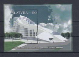 Lettland Michel Cat.No.  Mnh/** Sheet 19 - Latvia