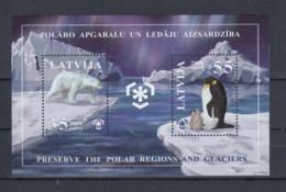 Lettland Michel Cat.No.  Mnh/** Sheet 26 - Latvia