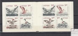 Lettland Michel Cat.No.  Mnh/** Booklet 1 - Latvia