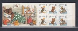 Lettland Michel Cat.No.  Mnh/** Booklet 2 - Latvia