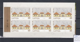 Lettland Michel Cat.No.  Mnh/** Booklet 525 - Latvia