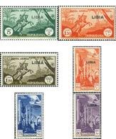 Ref. 339223 * MNH * - ITALIAN LIBYA. 1941. ITALIA-TRIPOLITANIA - Libia