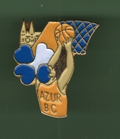 BASKET *** AZUR BC *** 1007 - Basketball