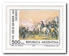 Argentinië 1978, Postfris MNH, Jose De San Martin - Argentinië