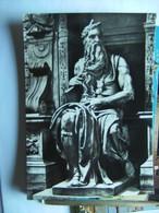 Italië Italy Italien Roma Michelangelo Moses - Roma (Rome)