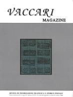VACCARI MAGAZINE N° 27 Scansione Sommario Scan Sommaire - Riviste