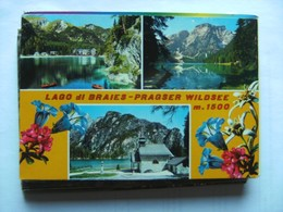 Italië Italy Italien Lago Di Braies Pragser Wildsee - Bolzano (Bozen)