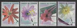 ECUADOR  2011  FLOWERS,ORCHIDS  SET  MNH - Végétaux