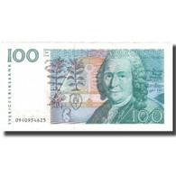 Billet, Suède, 100 Kronor, 2001, 2010, KM:65c, SUP - Suède