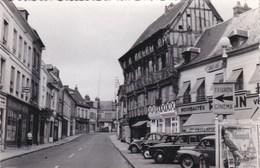 GAILLON ,vue Partielle ,voiture Cinema,,tabac,carte Photo - Autres Communes