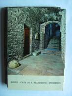 Italië Italy Italien Perugia Assisi Casa Di S Francesco - Perugia