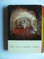 Italië Italy Italien Perugia Assisi Casa Di S Francesco Cappella - Perugia