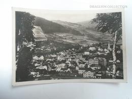 D163779 Czechia - Wsetin - Vsetin - Pohled S Becevne (ca 1950) - Czech Republic