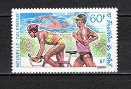 NOUVELLE CALEDONIE  N° 684  NEUF SANS CHARNIERE COTE  1.70€  SPORT CYCLISTE - Nouvelle-Calédonie