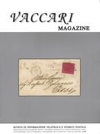 VACCARI MAGAZINE N° 35 Scansione Sommario Scan Sommaire - Riviste