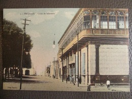 Antique Tarjeta Postal - Peru Perou - Trujillo - Giron De Salaverry - Emilio Paredes - Peru
